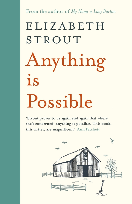 """Anything Is Possible"" by Elizabeth Strout"