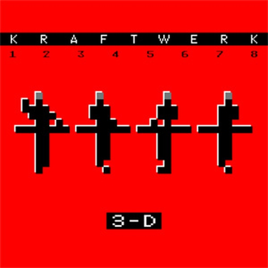 """""""The Catalogue - 1 2 3 4 5 6 7 8"""", a Kraftwerk DVD"""