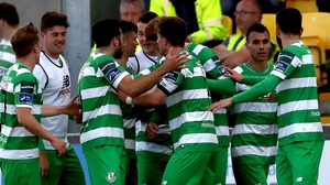 Shamrock Rovers were on song against the Seagulls