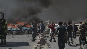The UN's special envoy to Afghanistan said the human cost of the conflict remains 'far too high'