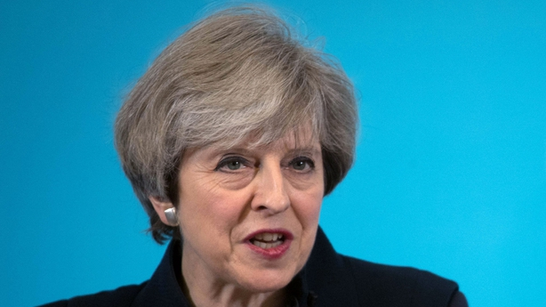British PM warned over risk to Irish peace of government deal