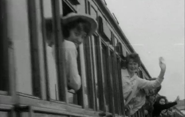 Sunday School Excursion Train