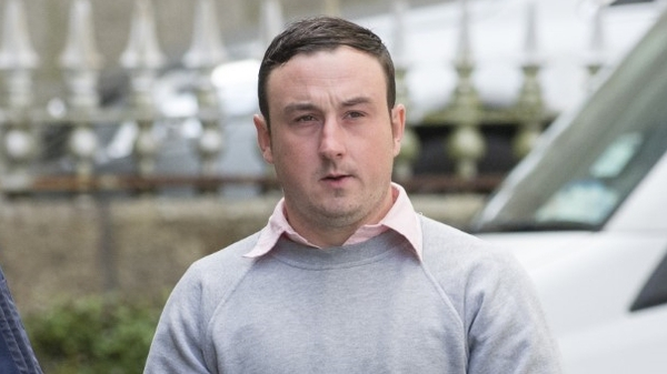 Aaron Brady has pleaded not guilty to the murder of Detective Adrian Donohoe