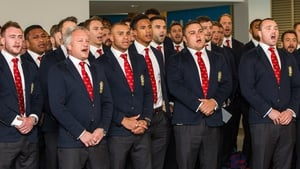 The Lions found their voice in Auckland