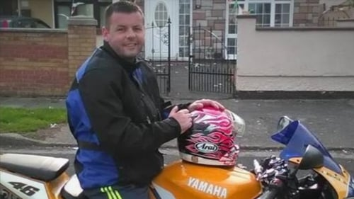 Michael Keogh was on his way to work early this morning when he was shot dead
