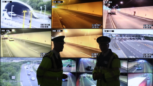 Tunnel's new speed cameras are smarter than average