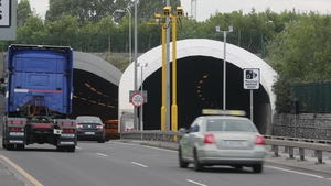 An average of 50 speeding offences a day are recorded in the Port Tunnel