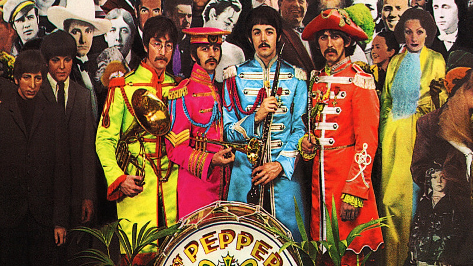 The Beatles Sgt Pepper 50 Win A Copy Of The New Cd Box Set