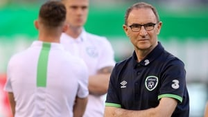 Martin O'Neill has opted against naming Sean Maguire in his full Ireland squad