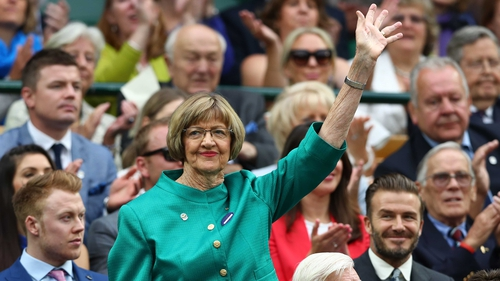 Margaret Court: ' I know I am being targeted,I didn't come down in the last shower.'