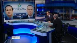 Fine Gael Leadership Announcement