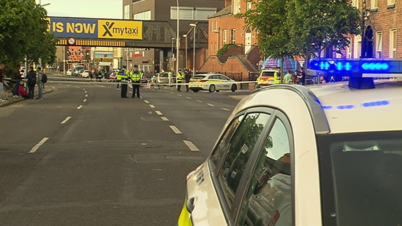 Three men are being questioned by gardaí in relation to the discovery