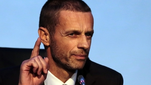 "Aleksander Ceferin insists that a European Super League ""will not happen."""