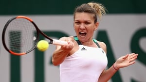 Halep is the heavy favourite to win her first grand slam title