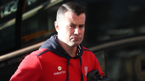 Shay Given won't be heading to the Premier League