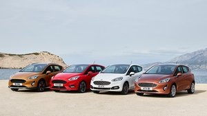 The Ford Fiesta joined the Seat Ibiza as only the second car this year to get a five-star rating using just its standard safety equipment.