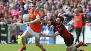 Armagh failed to live up to expectations against Down