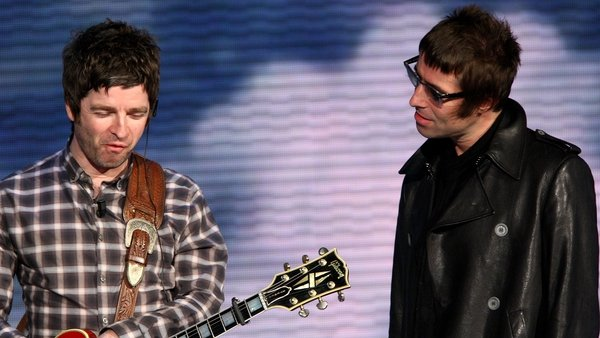 Noel and Liam: That sibling rivalry still simmers