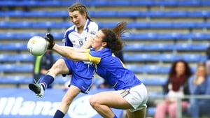 Aileen Wall scored the first Waterford goal