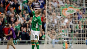 James McClean could be in hot water over his comments about the referee after the draw with Austria