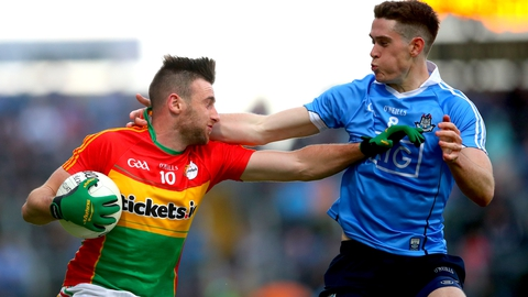 Can Dublin breakdown a blanket defence? | The Sunday Game