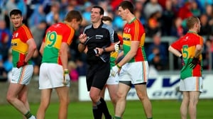 Carlow were drawn with London in the first round of All-Ireland SFC qualifiers
