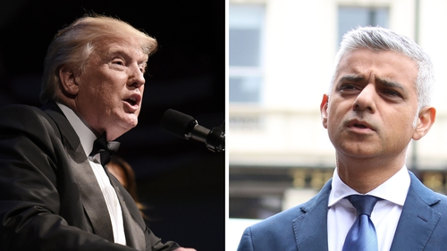 Donald Trump Jr. goes on the offensive against London mayor