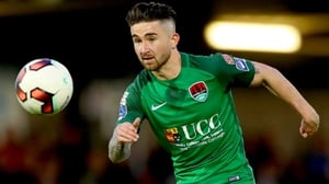 Sean Maguire: 'I'm absolutely over the moon.'