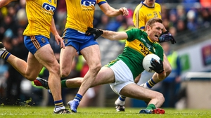 Kerry's Brendan O'Sullivan served a seven-month ban