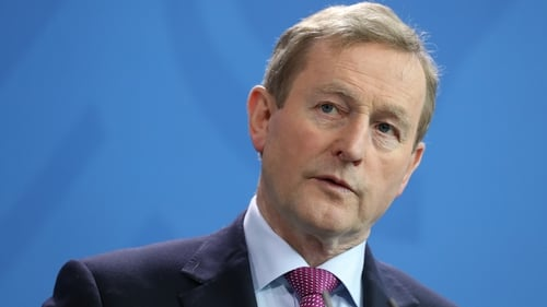 Enda Kenny said the US withdrawal from the Paris agreement was 'disappointing to put it lightly'