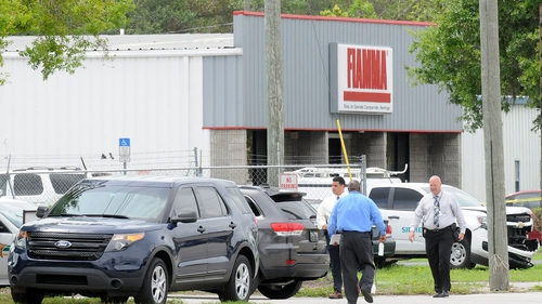 Five killed in workplace shooting in Orlando