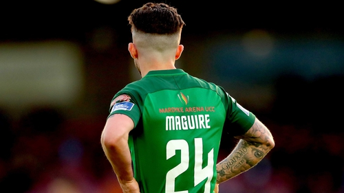 Maguire follows the luck of the Irish to Deepdale