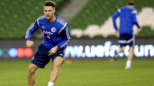 c0e82a11a99 Arsenal sign Bosnian defender Kolasinac from Schalke