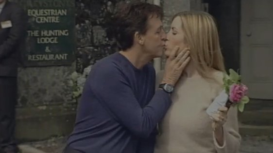 Paul McCartney and Heather Mills