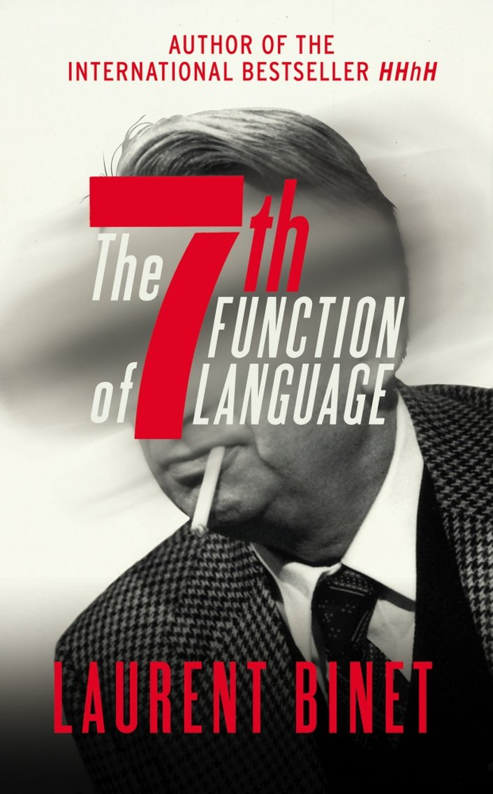 "Review:  ""The 7th Function of Language"" by Laurent Binet"
