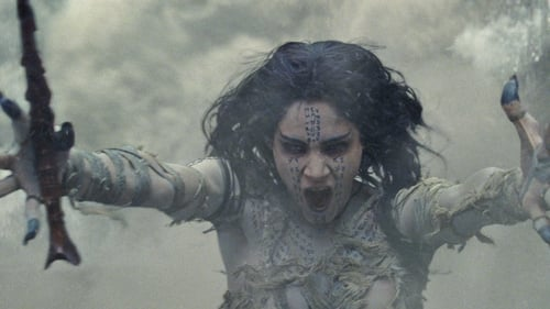 Sofia Boutella get mightily scorned in The Mummy