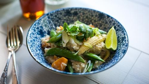 Donal Skehan's One Pot Thai Super Green Veggie Stew