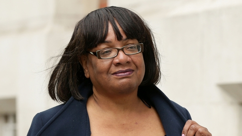 Diane Abbott is 'taking a break from the campaign'
