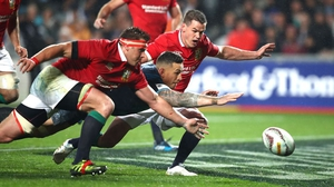 Sonny Bill Williams in action against the Lions earlier this summer