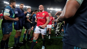 Rory Best will captain the Lions against the Hurricanes