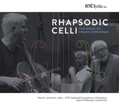 Rhapsodic Celli: The Music of Frank Corcoran