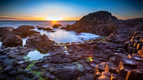 The Causeway Coast of Northern Ireland