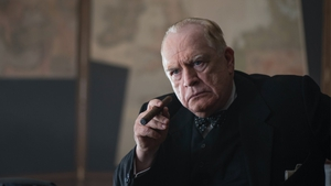 Brian Cox is most convincing as Churchill