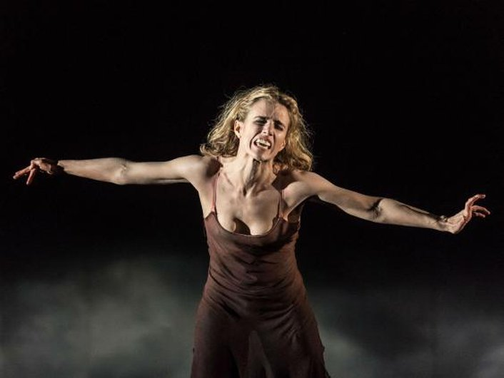 """No's Knife"" by Samuel Beckett, performed by Lisa Dwan"
