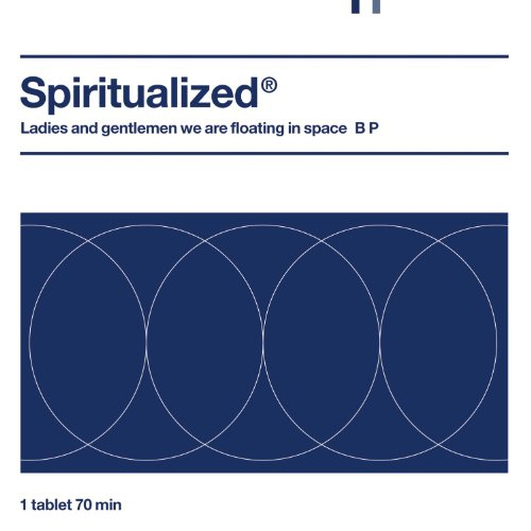 """20th anniversary of Spiritualized album """"Ladies and Gentlemen We Are Floating In Space"""""""