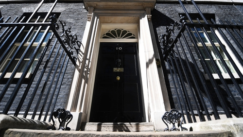Theresa May's Downing St office made the statement this evening