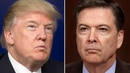 US President Donald Trump said on Twitter that he did not make or have any such recordings of conversations with James Comey