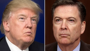 Donald Trump said James Comey is a 'leaker'