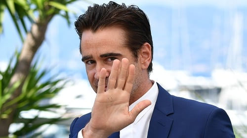 Colin Farrell said he derives most of his happiness from raising his two sons