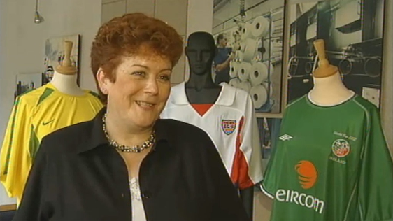 Dolores Carr, Unifi, County Donegal (2002)